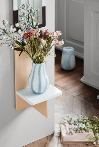 BROSTE - Vase `ADA Stripe `