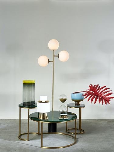 POLSPOTTEN - Side Table Glossy