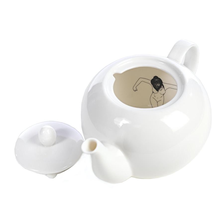 POLSPOTTEN - Undressed Teapot